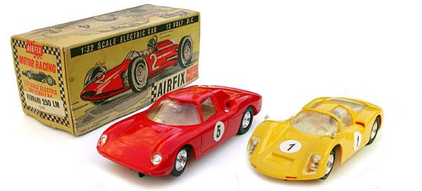 Airfix - Ferrari 250 LM et Porsche 906