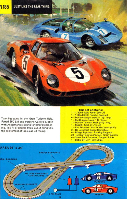 Catalogue Airfix Motor Racing