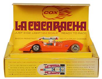 La Cucaracha de Cox