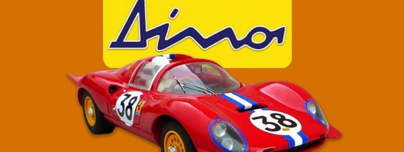 24 heures du Mans 1966 - Dino 206 S #38 - GMC