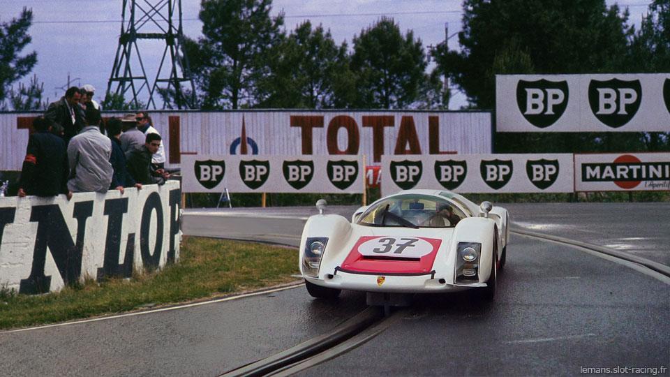 Porsche 906 #37 ‣1967