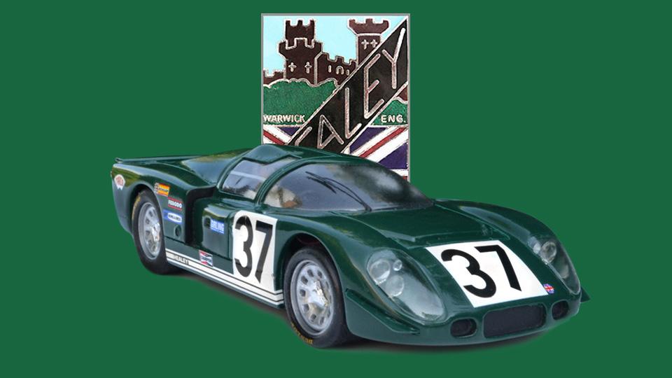 24 heures du Mans 1969 -Healey Climax SR - PSK