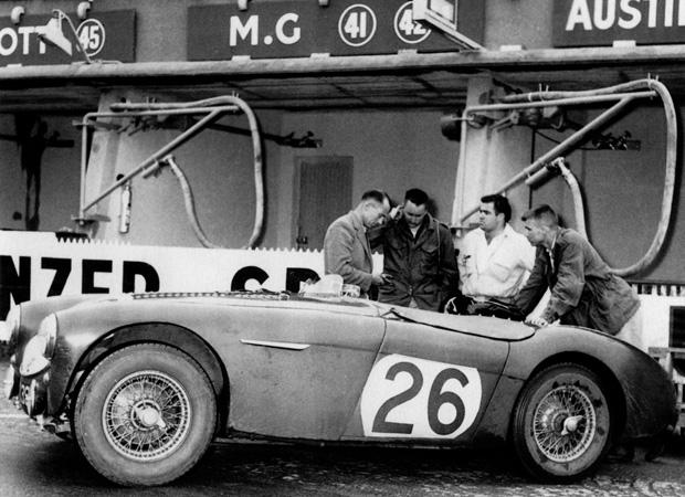 Austin-Healey 100 Le Mans 1955