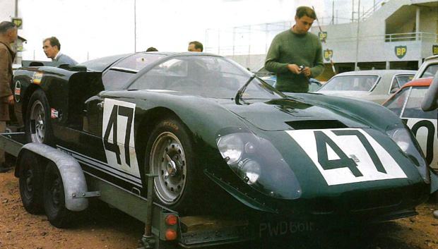 Healey-Climax SR Le Mans1968
