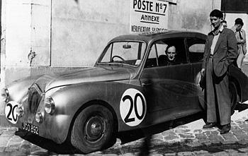 Healey Elliot Le Mans 1949 - 13ème
