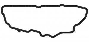 Carrera 2 pistes 3,80m x 9,40m