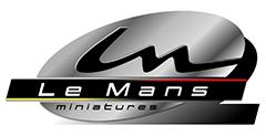 Logo Le Mans Miniatures