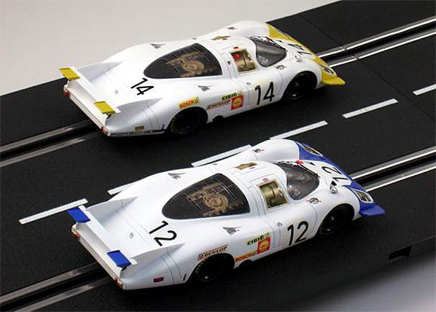Porsche 917 Le Mans 1969 - Le Mans Miniatures