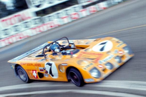 Lola T280 - 24 heures du Mans 1972