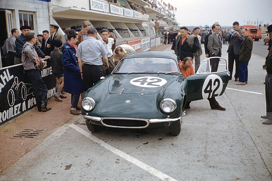 Lotus Mk14 Le Mans-1959