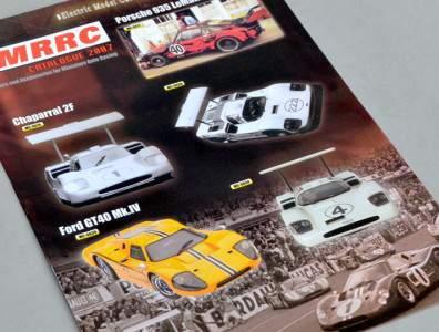Catalogue MRRC 2007