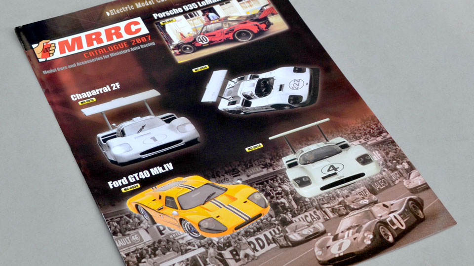 Catalogue MRRC 2007