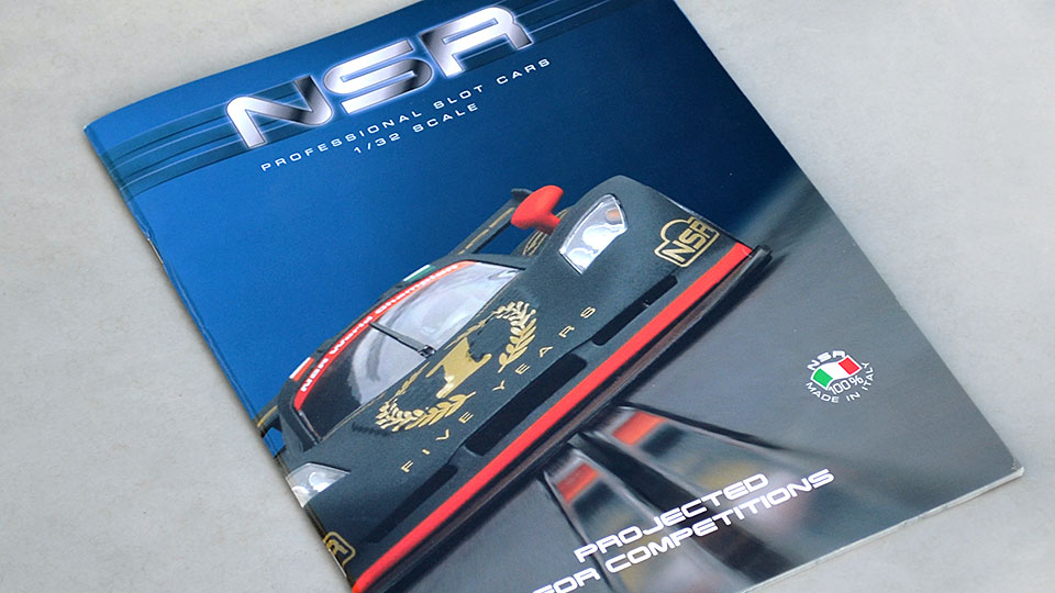 Catalogue NSR 2010