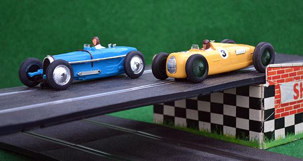 Bugatti et Auto-Union Pink-Kar