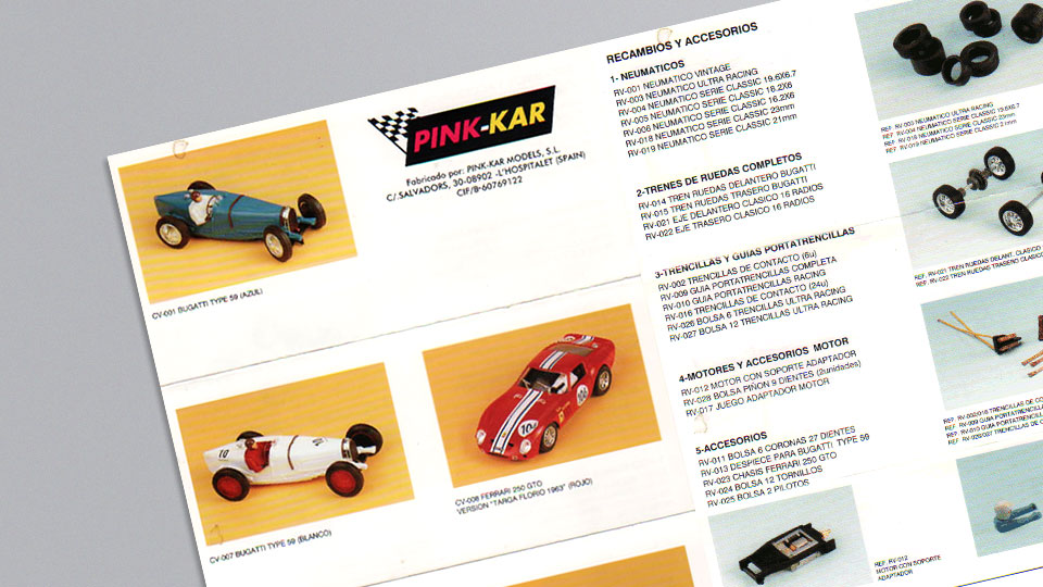 Pink-Kar