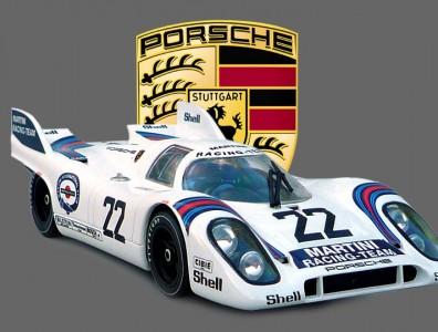24 heures du Mans 1971 - Porsche 917 K - Fly