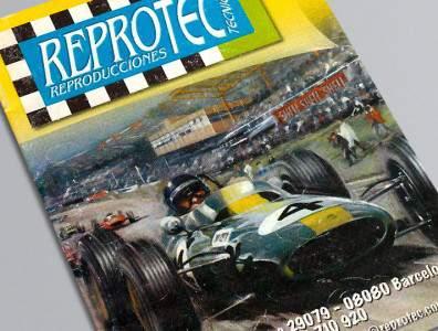 Catalogue Reprotec