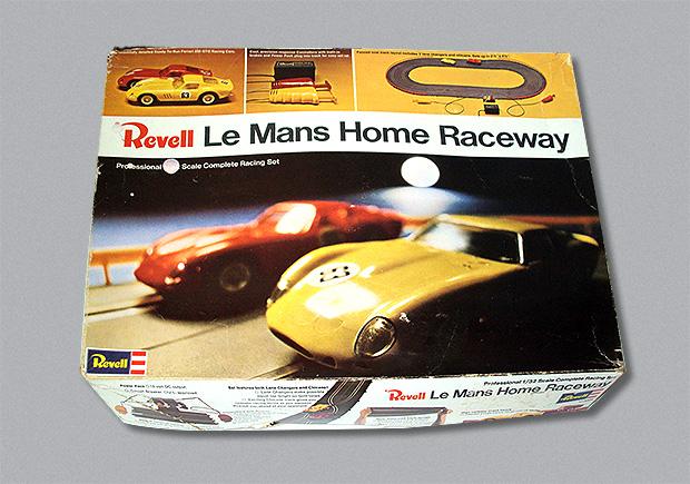 Coffret Revell Le Mans