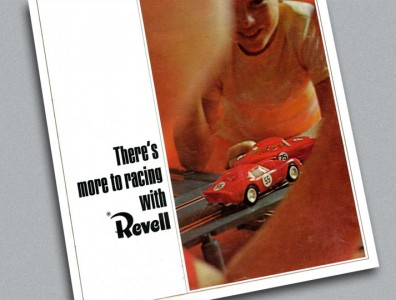 Catalogue Revell Slot Cars 1965