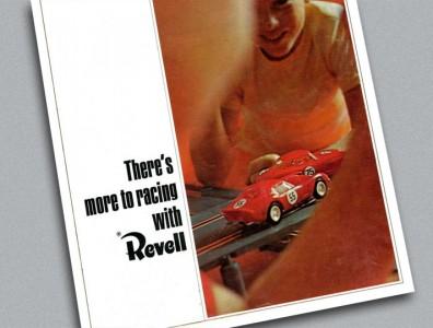 Catalogue Revell Slot Cars 1965