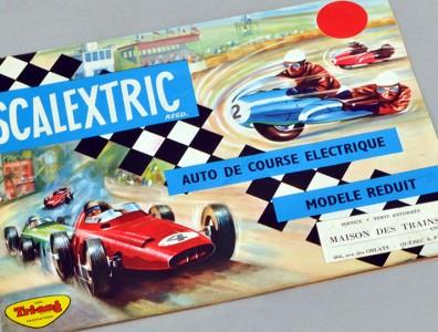 Catalogue Scalextric 4ème édition 1963