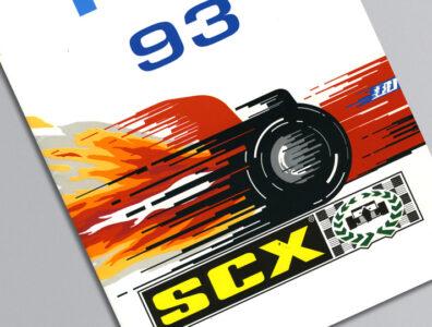 Catalogue SCX Tyco 1993