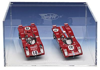 Coffret Spirit Ferrari 512M Le Mans 1971