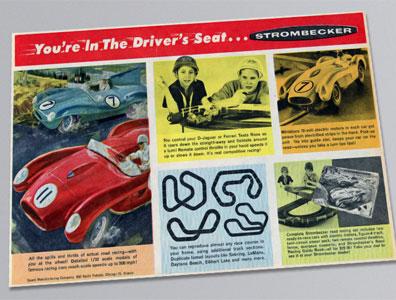 Catalogue Strombecker 1962