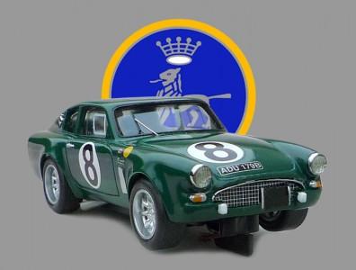 24 heures du Mans 1964 - Sunbeam Tiger #8 - Ocar