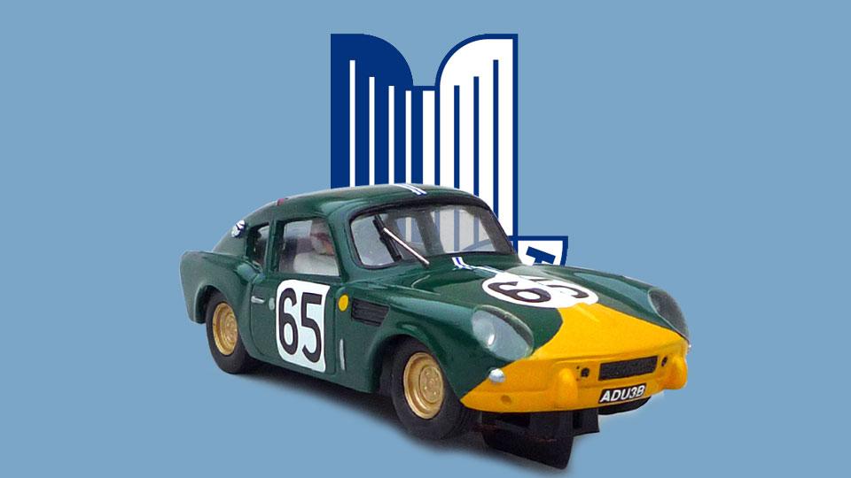 24 heures du Mans 1964 - Triumph Spitfire #65- Ocar