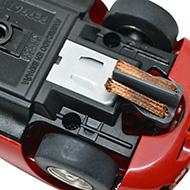 Ferrari 250 GTO - Fly A1803 - Détails du moteur avant
