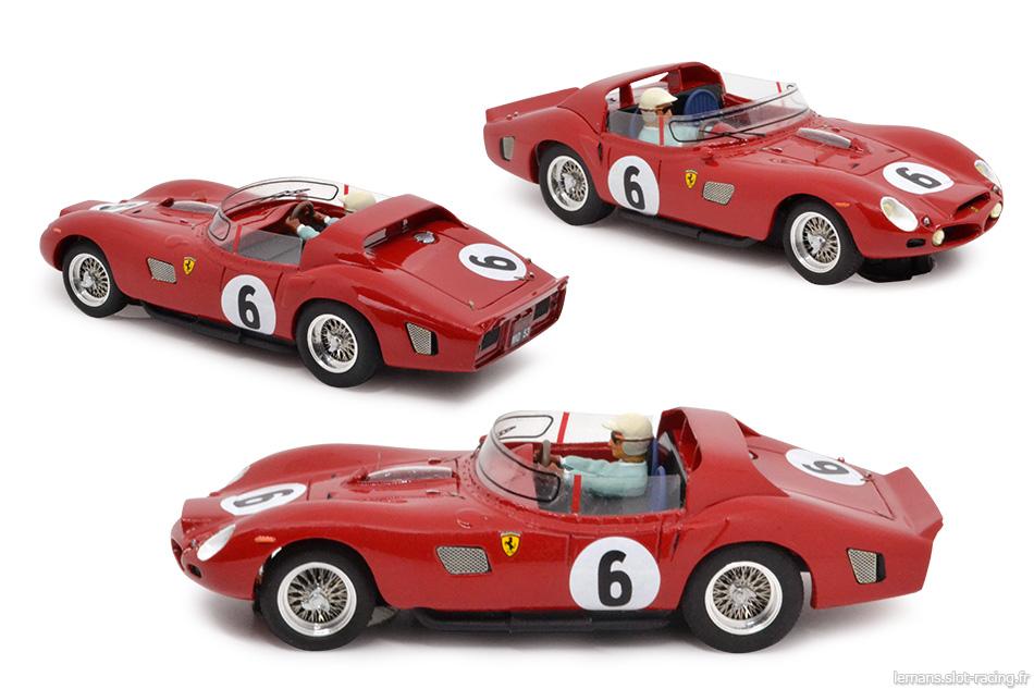 Ferrari 330TRI/LM MMK MMK47