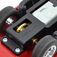 Ferrari 330TRI/LM MMK - Le chassis Slot Classic
