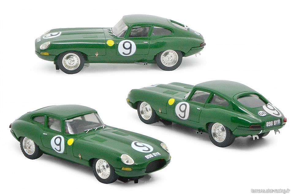 Jaguar Type E - SCX 83710