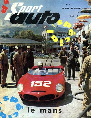 Sport Auto spécial 24 heures du Mans1962