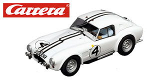 Cobra Carrera n°4 Le Mans 1963