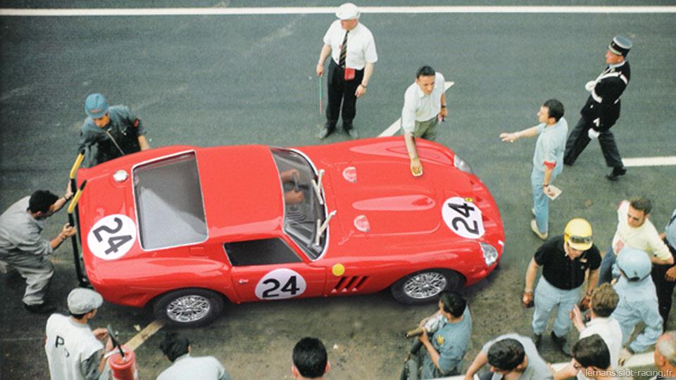 Ferrari 250 GTO #24 ‣1963