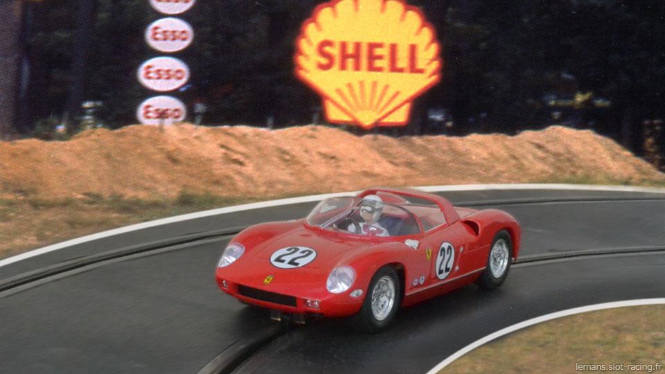 Ferrari 275P #22 ‣1964