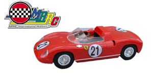 Ferrari 250P n°21 MRRC Le Mans 1963