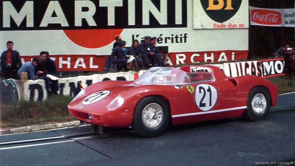 Ferrari 250P #21 ‣1963