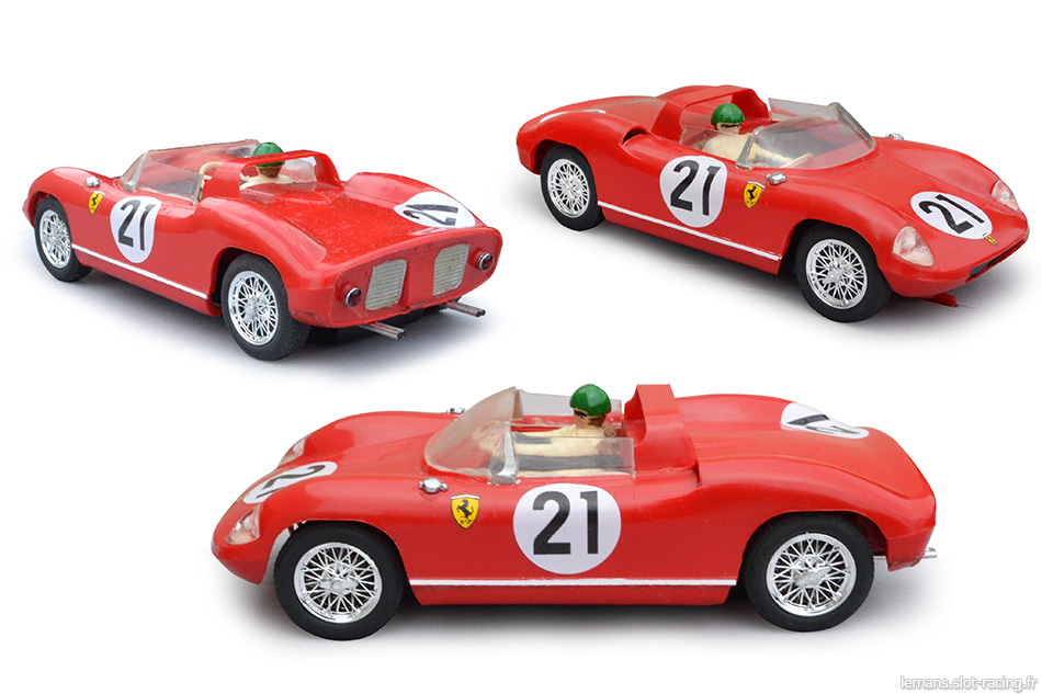 Ferrari 250P Super Shells S34