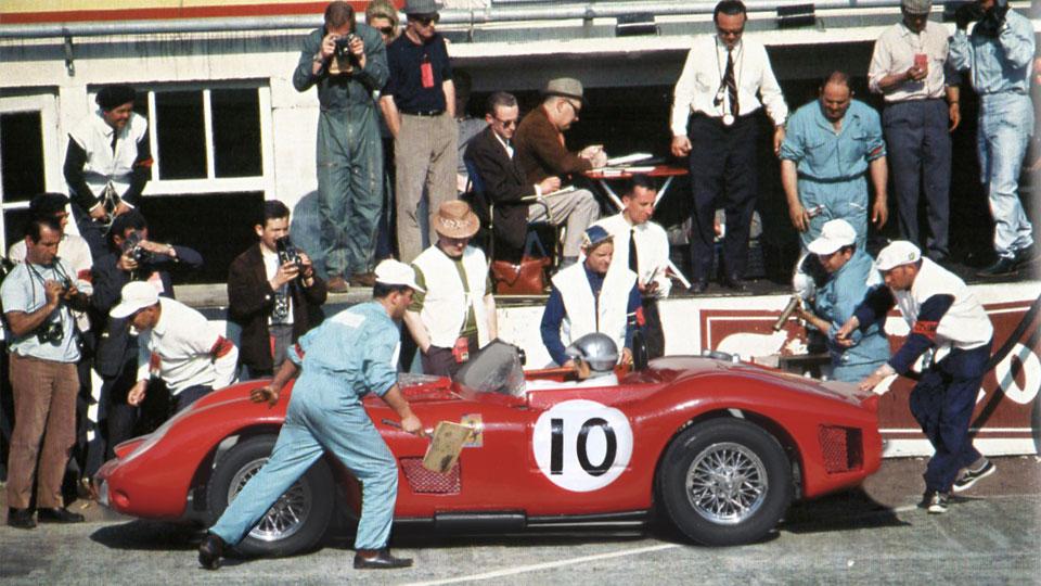 Ferrari 330 TRI/LM #10 ‣1963