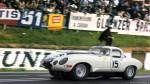 Jaguar E Lightweight #15 ‣1963