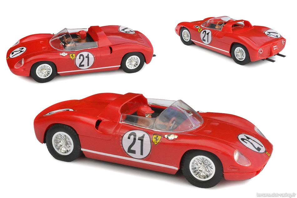 Ferrari 250P MRRC 9905