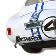 AC Cobra - Reprotec RT 1966 - Détails de la face arrière