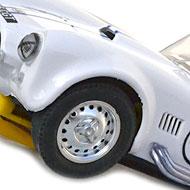 AC Cobra - Reprotec RT 1966 - Détails des roues
