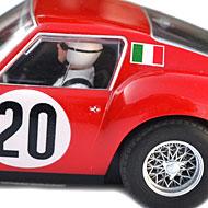 Ferrari 250 GTO - Scalextric C2970 - Détails du coté gauche