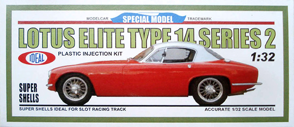 Lotus Elite Super Shells S31