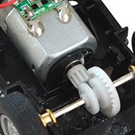 AC Cobra Carrera 20027482 -Le moteur et la transmission