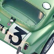 AC Cobra Carrera 20027482 -Détails de la face arrière